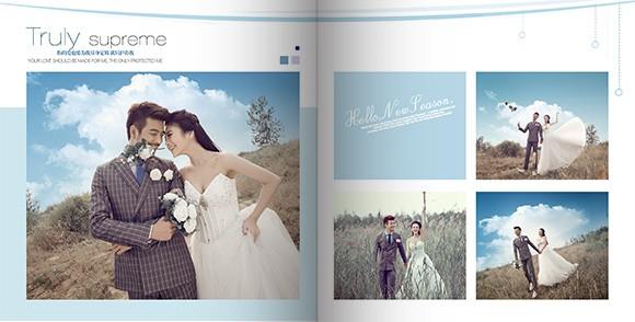 婚纱 婚纱照 580_294图片